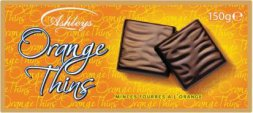 WALKERS THINS ORANGE 150g Balenie:24ks x