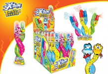 X-TREME TWISTER SPRAY18,5g  Balenie:18ks x 12display