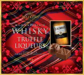WALKERS WHISKY LIQUERS 120g Balenie:22ks x
