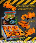 CONSTRUCTION COLECTION 10g Balenie:16ks x 12display