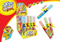 X-TREME SPINER CANDY 28g  Balenie:16ks x 8display